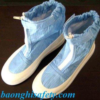 Giày chống tĩnh điện ESD cao cổ