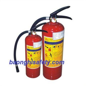 Bình bột chữa cháy ABC - MFZ8