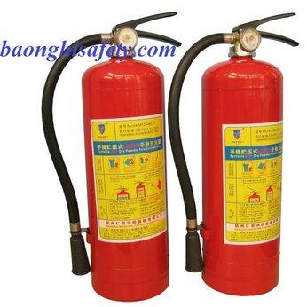 Bình bột chữa cháy BC MFZ1