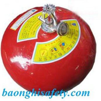 Bình cứu hỏa tự động bột khô treo XZFTB6 ( 6kg)