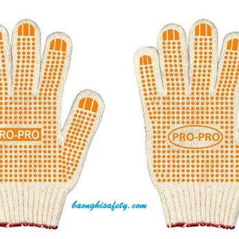 Găng tay phủ hạt nhựa pro-pro 2 (50g)