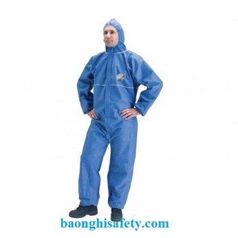 Quần áo chống hóa chất Dupont Proshield 10