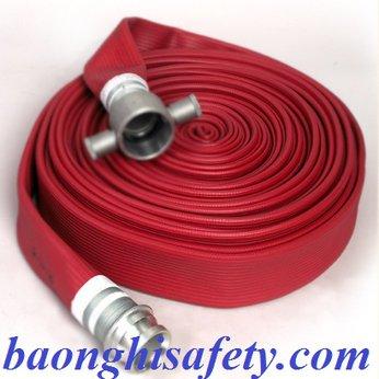 Vòi chữa cháy cao su màu đỏ D50, D65