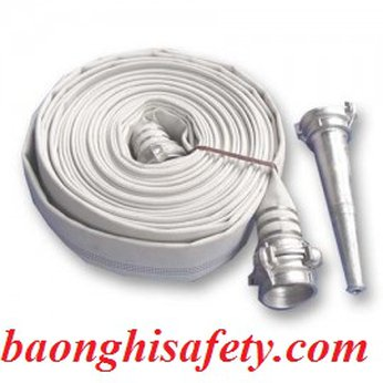 Vòi chữa cháy phi 50 nhựa PVC 10 kg