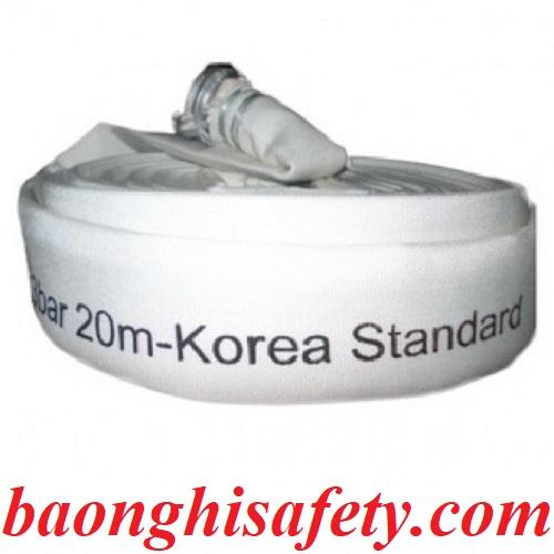 Vòi chữa cháy hai lớp Hàn Quốc phi 50 13 kg
