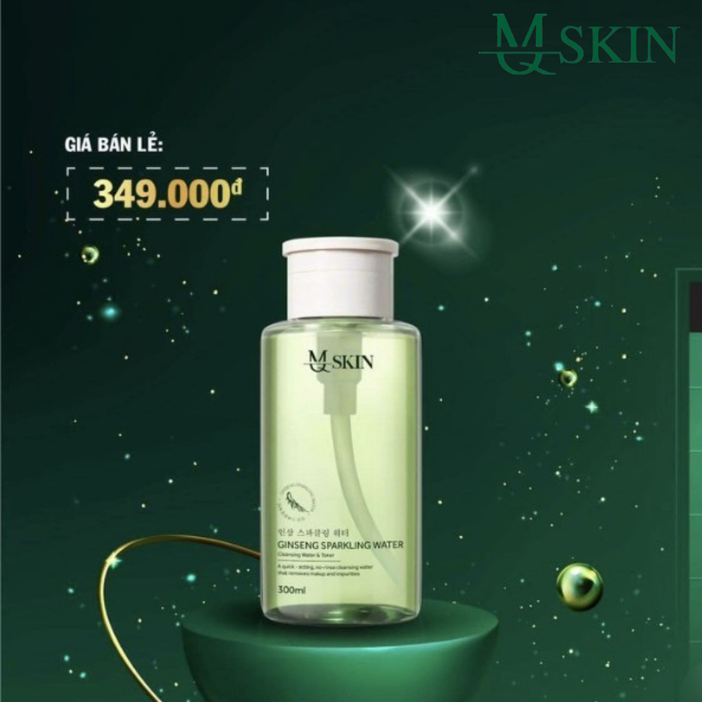 Tẩy Trang MQ Skin | 300ml Chỉ 349k Miễn Phí Giao Hàng