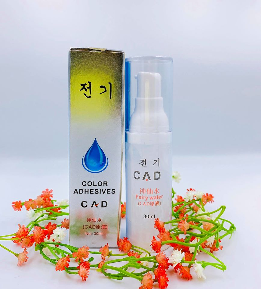 ™Dung dịch pha mực xăm Color Ad - Color Adhesives Cad-Korean