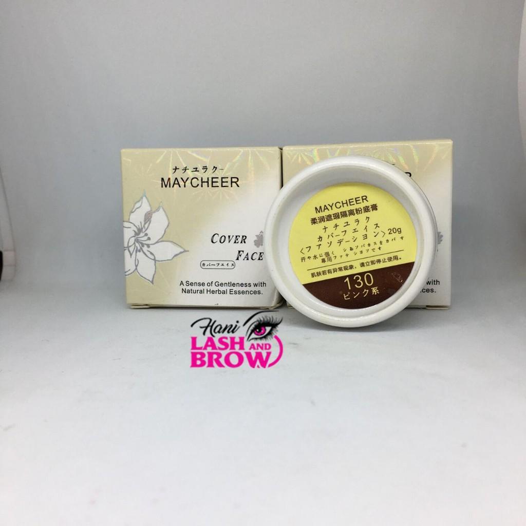 Kem Che Khuyết Điểm MayCheer - Hỗ Trợ Phun Xăm - Nhập Khẩu Japan