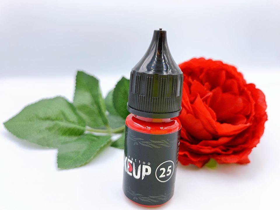 ™Mực Phun Xăm Makeup 25 Nhập Khẩu Nga - Mực Phun Xăm Organic Cao Cấp