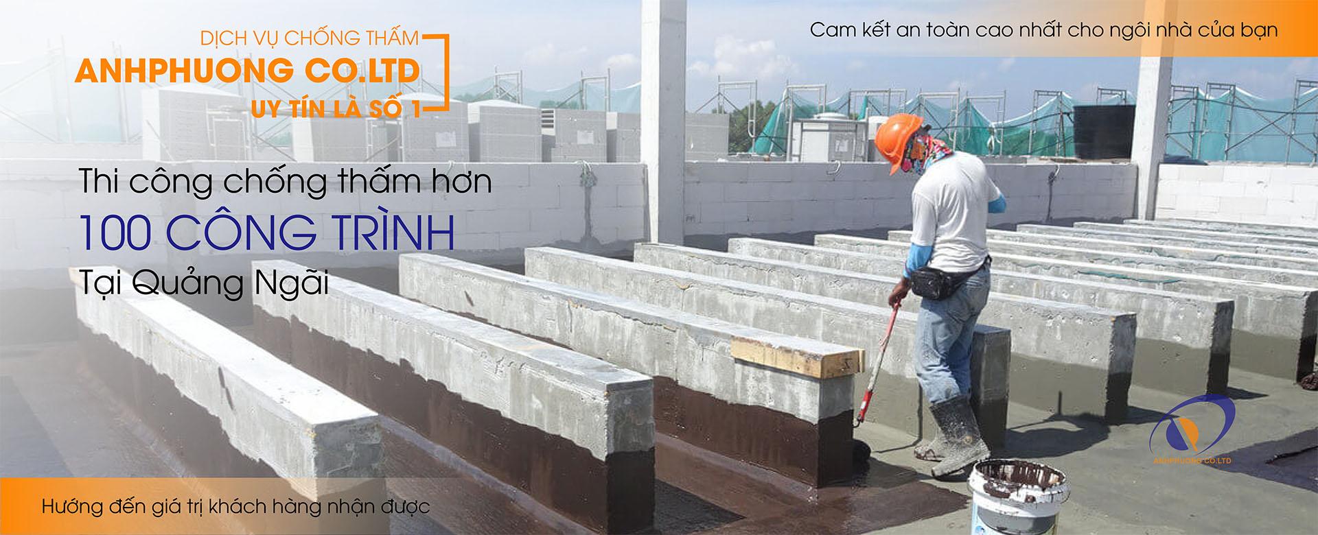 Thi công hơn 100 công trình lớn nhỏ tại Quảng Ngãi