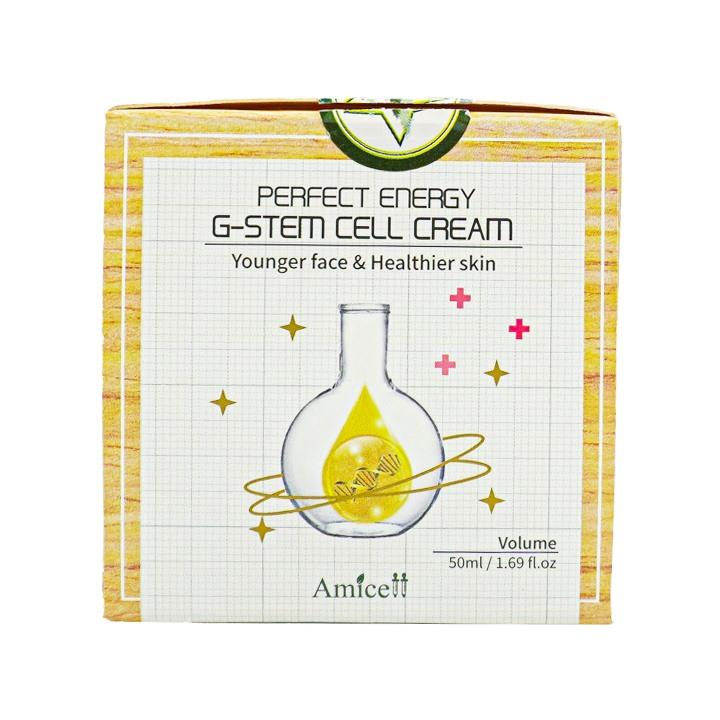 Kem phục hồi cho da nhờn G - Stem Cell Cream Perfect Anergy Amicell 50ml