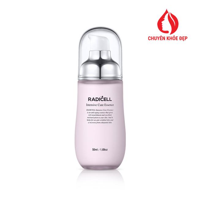 Tinh chất trắng da chống lão hóa Intensive Cure Essence Radicell