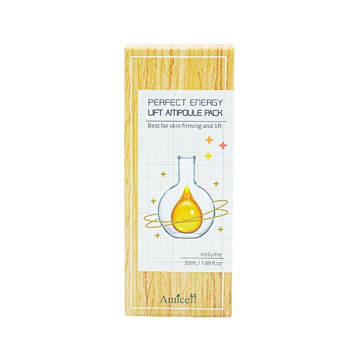 Serum nâng cơ căng da - Lift Ampoule Pack Amicell 50ml
