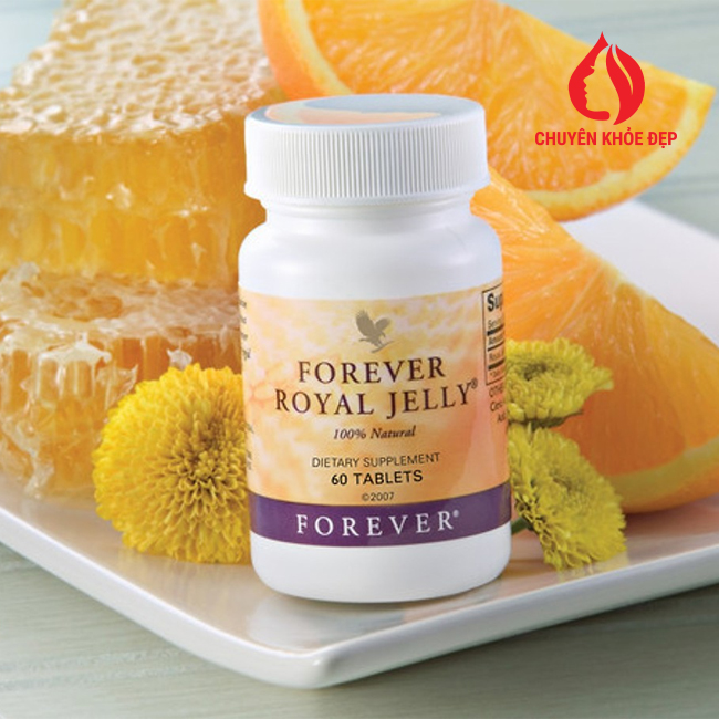 Sữa ong chúa Forever Royal Jelly của Mỹ