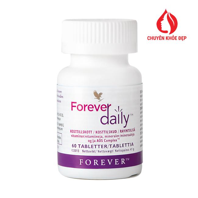 Thực phẩm bảo vệ sức khỏe Forever Daily