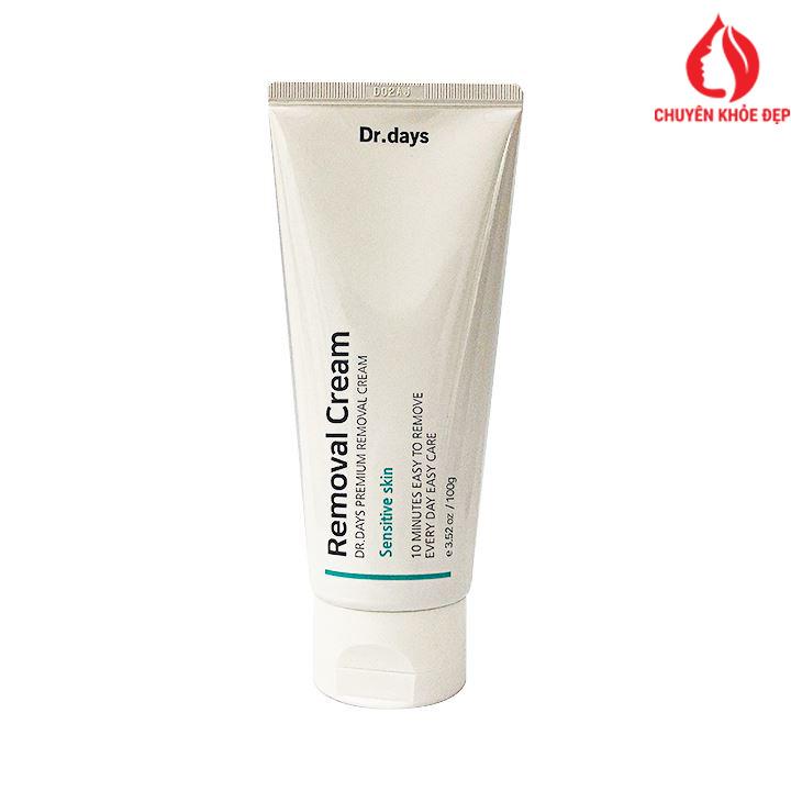 Kem tẩy lông Removal Dr.days Cream Hàn Quốc