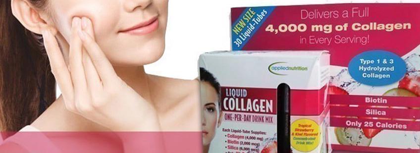 Liquid Collagen 30 ống