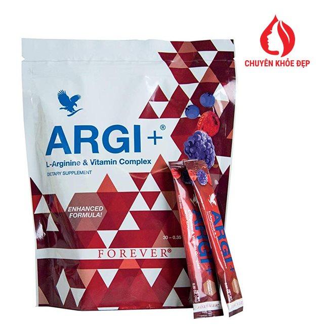 Thực phẩm chức năng Forever ARGI+