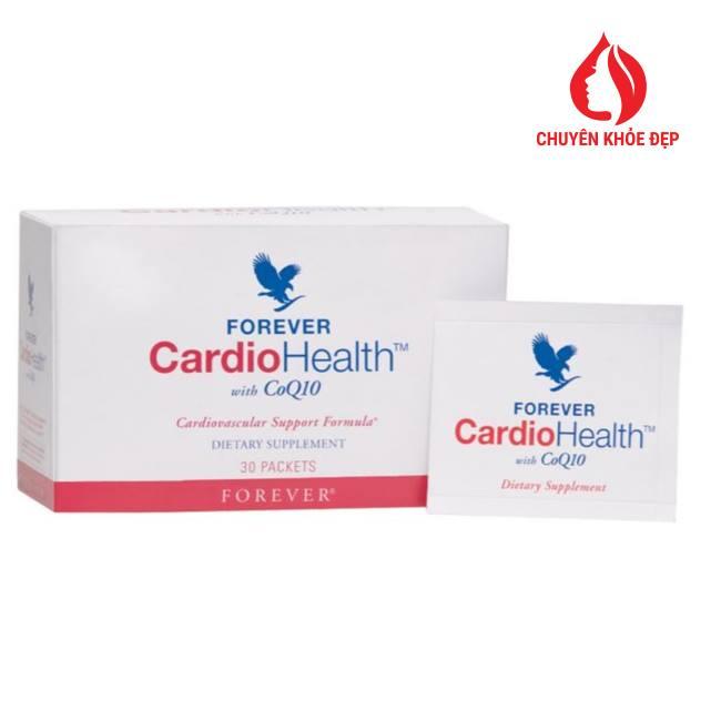 Thực phẩm bảo vệ sức khỏe Forever CardioHealth with CoQ10
