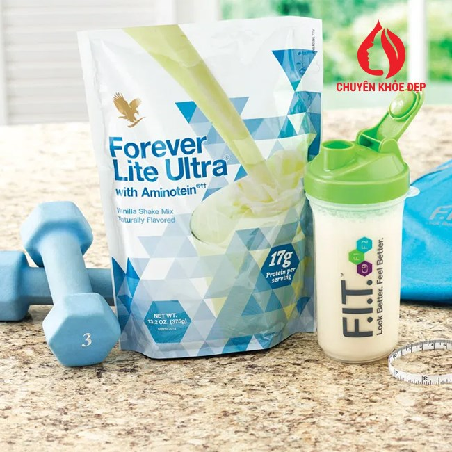 Bột Dinh Dưỡng Forever Lite Ultra Vanilla