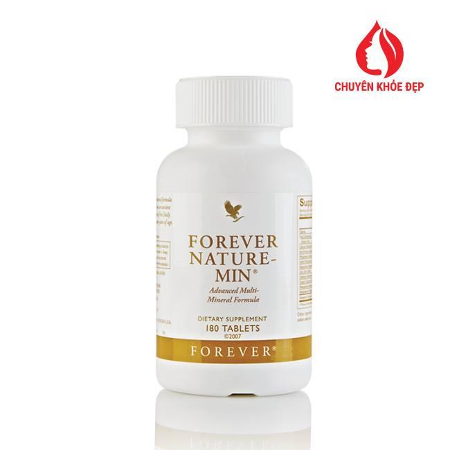 Thực phẩm bảo vệ sức khỏe Forever Nature-Min