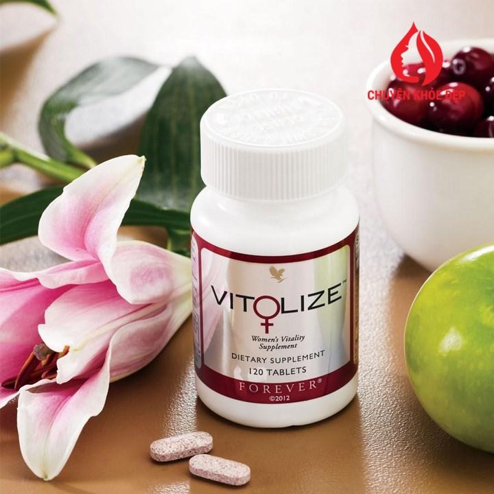 Thực phẩm bảo vệ sức khỏe Forever Vitolize for Women