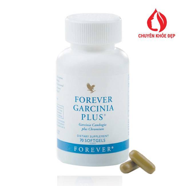 Thực phẩm bảo vệ sức khỏe Forever Garcinia Plus