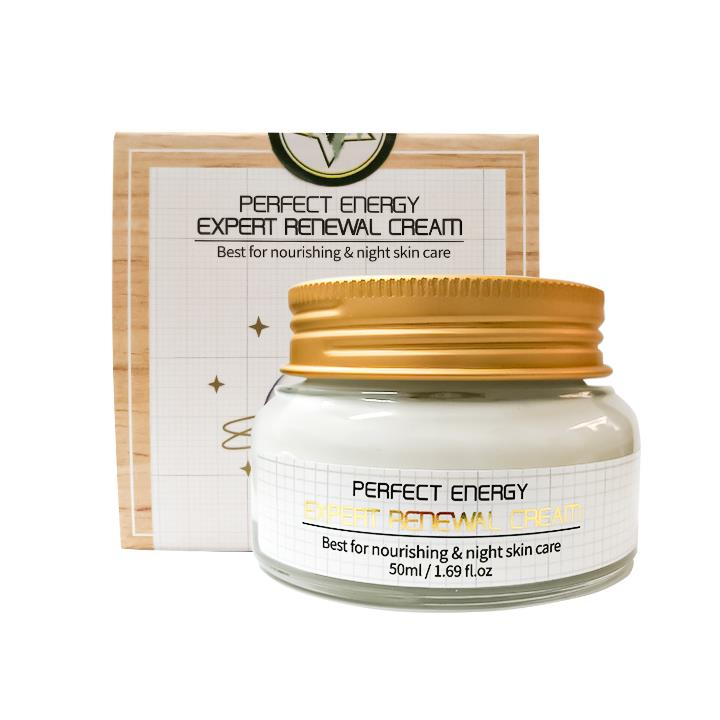 Kem dưỡng da ban đêm cho da khô - Expert Renewal Cream Amicell 50ml