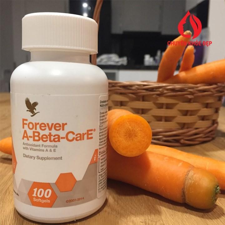 Viên bổ sung dinh dưỡng Forever A Beta Care