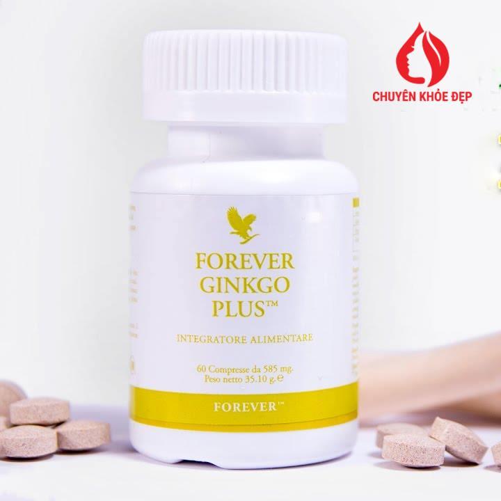 Thực phẩm bảo vệ sức khỏe Forever Ginkgo Plus