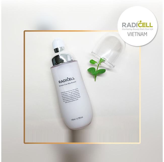 Kem phục hồi và nuôi dưỡng da Intensive Cure Skin Booster Radicell