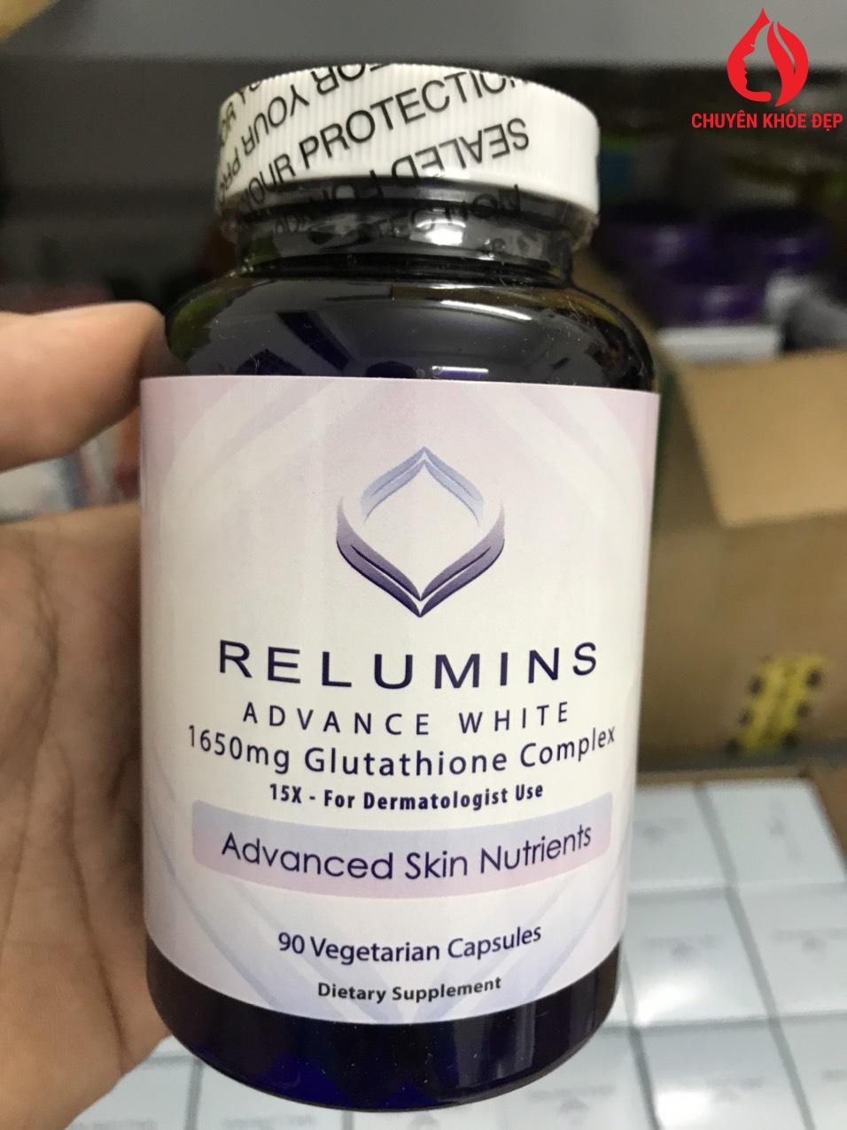 Relumins Advance Whit