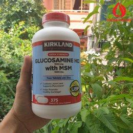 Glucosamine 375 viên - Kirkland