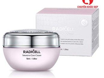 Bí kíp lựa chọn kem dưỡng ẩm dành cho da khô - Intensive Cure Cream 50ml Radicell