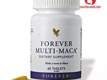 Forever Multi Maca - Tăng cường sinh lý nam