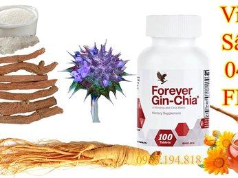 Thực Phẩm Chức Năng Bồi dưỡng sinh lực và sinh lý - Forever Gin-Chia