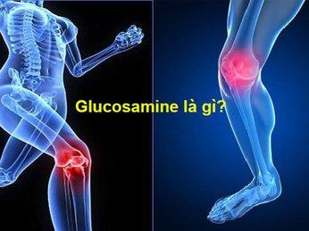 Glucosamine cho xương, khớp chắc khỏe mỗi ngày