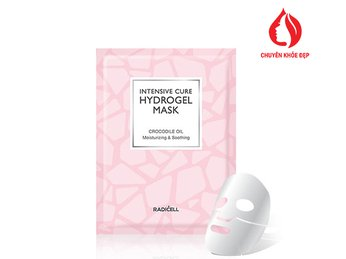 Mặt nạ chiết xuất từ mỡ cá sấu - Hydrogel Mask Radicell Intensive Cure