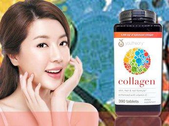 5 cách uống collagen đúng cách dạng viên