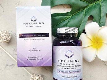 Viên uống trắng da Relumins Advance White dùng bao lâu thì hiệu quả?