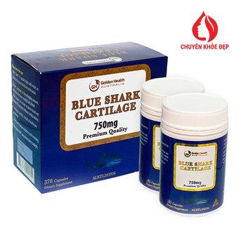 Viên uống Golden health Blue Shark Cartilage 750mg 185 viên nhập từ Úc