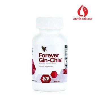 Thực phẩm bảo vệ sức khỏe Forever Gin-Chia