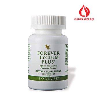 Thực phẩm bảo vệ sức khỏe Forever Lycium Plus