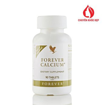 Thực phẩm bảo vệ sức khỏe Forever Calcium