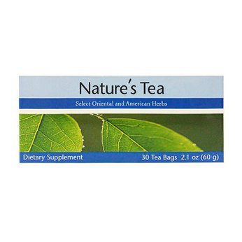 Trà Thải độc Ruột Nature's Tea Unicity