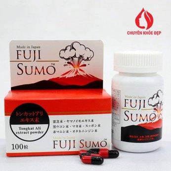 Viên uống tăng cường sinh lý nam Fuji Sumo nội địa Nhật Bản
