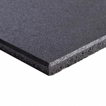 25mm recycled rubber gym flooring mat