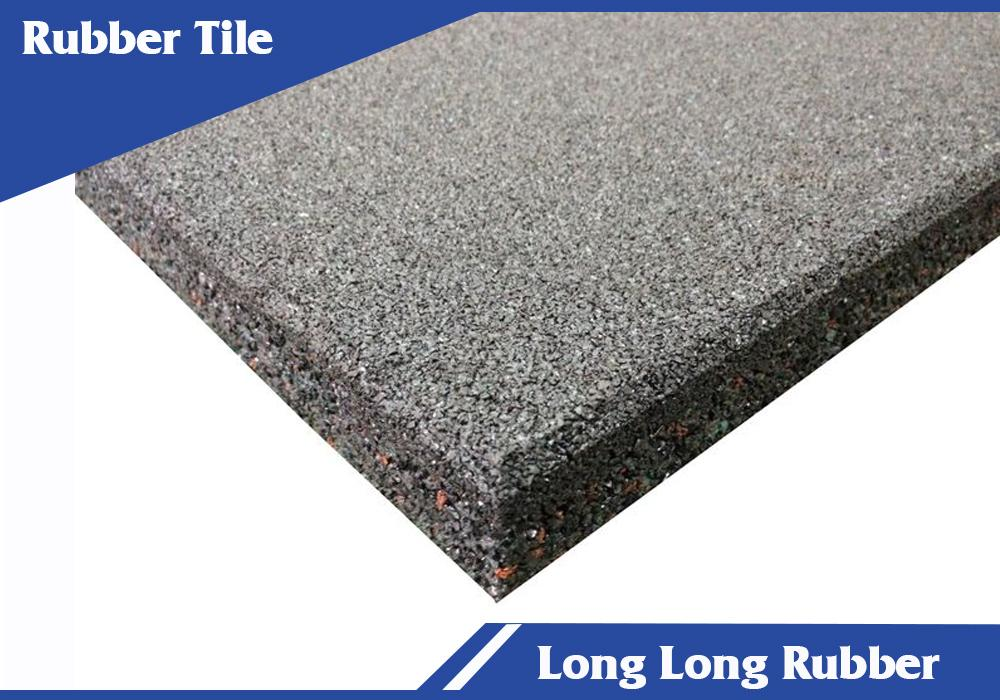 Recycled Non Toxic Floor Rubber Mat