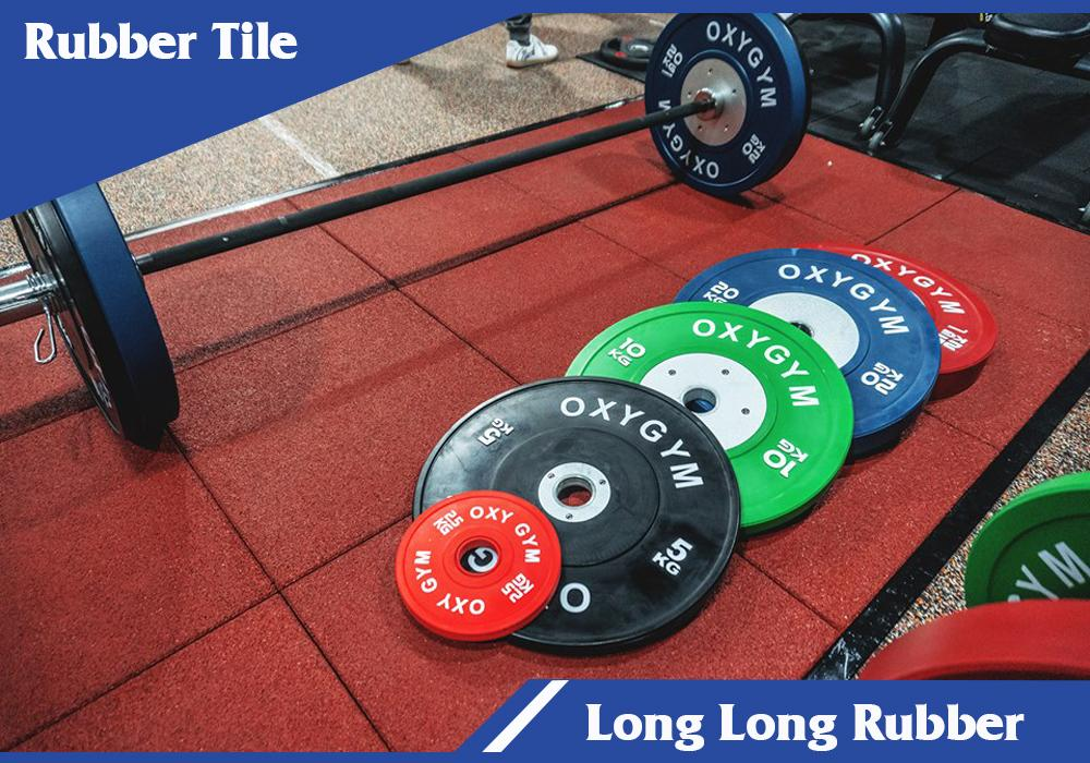 1mx1m rubber gym flooring mats in Albania