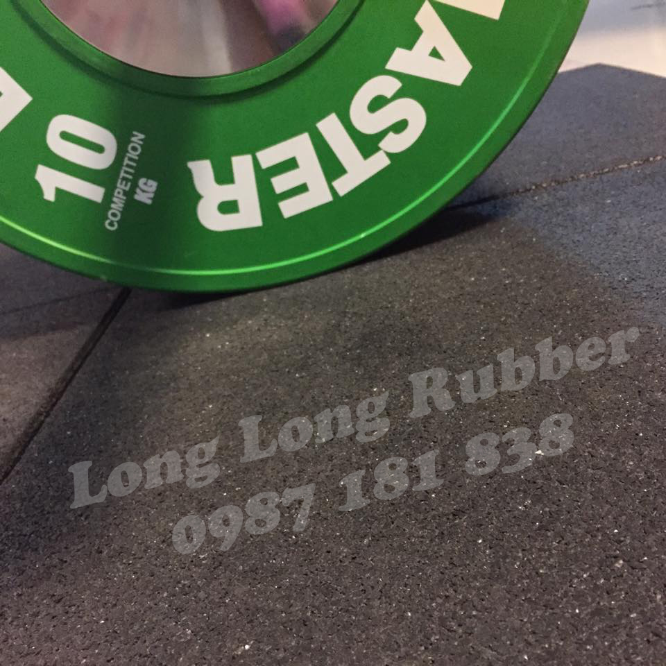 non-toxic rubber gym flooring